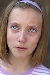 heartbroken girl