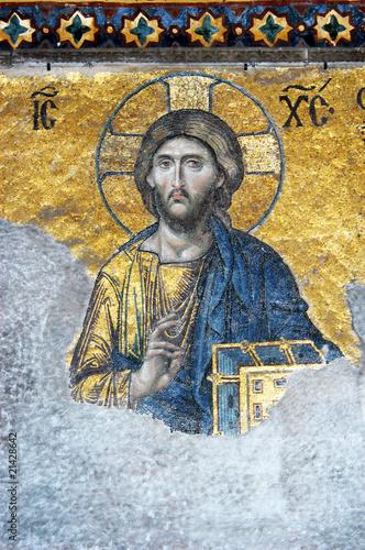 Mosaic of Jesus Christ - 21428642