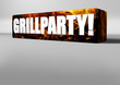 Grillparty! Button, Hintergrund