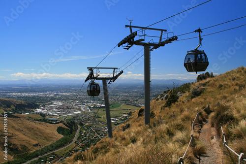 Christchurch gondola - 21433651