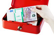 recalculating savings