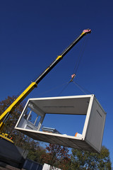 mobile home handling