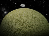 Space Cantaloupe