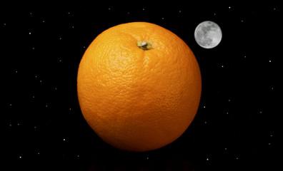 Space Orange