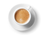 Fototapety Espresso cup