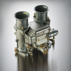 Carburetor used in high performance sports cars
