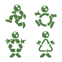 Recycle Character