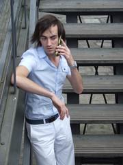 telefonando