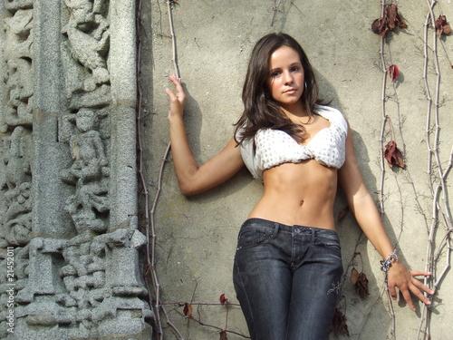 jovem latina