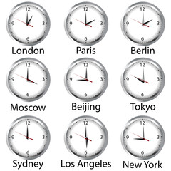 World hours
