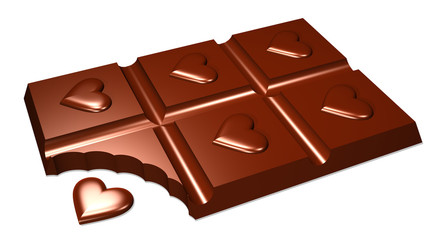 Cioccolato e Amore-Chocolate and Love-Amour et Chocolat-2