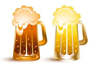 gold beer