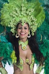 samba portrait