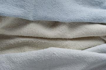 A Stack Of Bath Towels