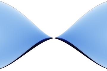 sfondo emozione blu