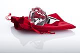 billige imitation eines diamantrings poster