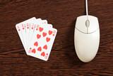 internet gambling poster