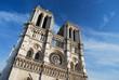 La cathédrale Notre-Dame à paris