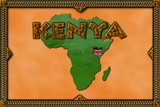 African illustration - Kenya