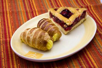 pasticcini e torta