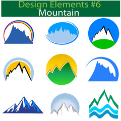 Design Elements Mountain