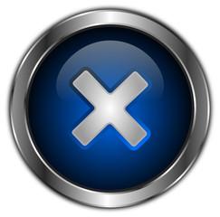 icone annuler