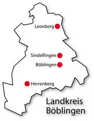 Landkreis Böblingen