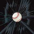 Broken Glass 2 Baseball