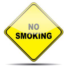 Señal NO SMOKING