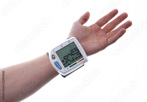 Blutdruckmessgerät niedriger Bluthochdruck Hypotonie 2