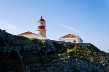 Farol do Cabo de São Vicente, Algarve