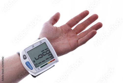 Blutdruckmessgerät Bluthochdruck