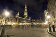 canvas print picture Brussels Grand Place