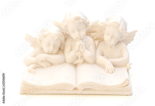 trio of cherubs