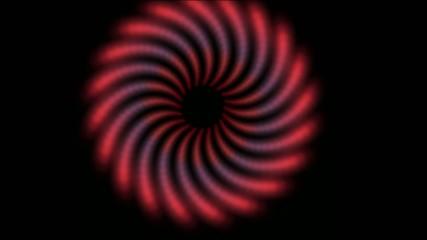 swirl red