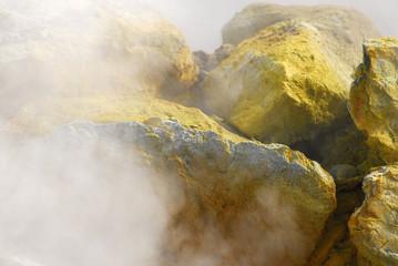 Sulphur Steine