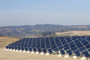solar field