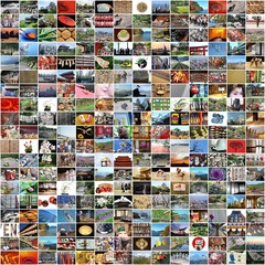 Mur d'images Japon