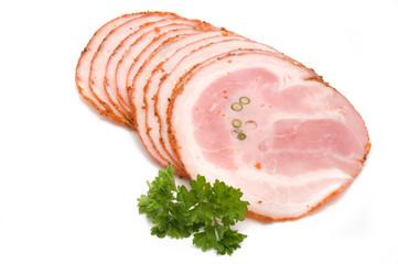 Kalter Schweine-Rollbraten