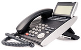 Office digital multi-button telephone