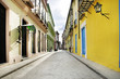 Empty old Havana street