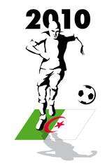 Fussballer Algerien