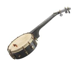 Old Vintage Banjo - with one string missing