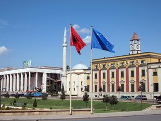 Skanderbegplatz Tirana