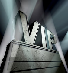 vip Very important people monument