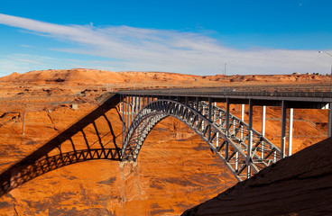 Bridge over Glen Canyon