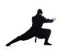 Leinwanddruck Bild - ninja