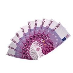 500 euro fächer