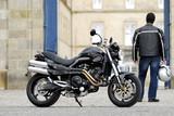 Fototapety Biker turist