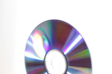 Rotating cd/dvd disc